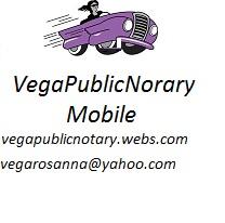 Vega Public Notary, Sanford, Florida, 32773, United State of America